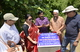 Inauguration of Safe drinking water project by the Secretary of MoCHTA
